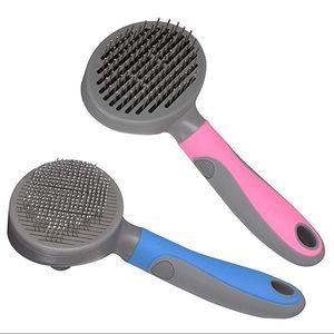 NVTED 2 Pack Pet Slicker Brush